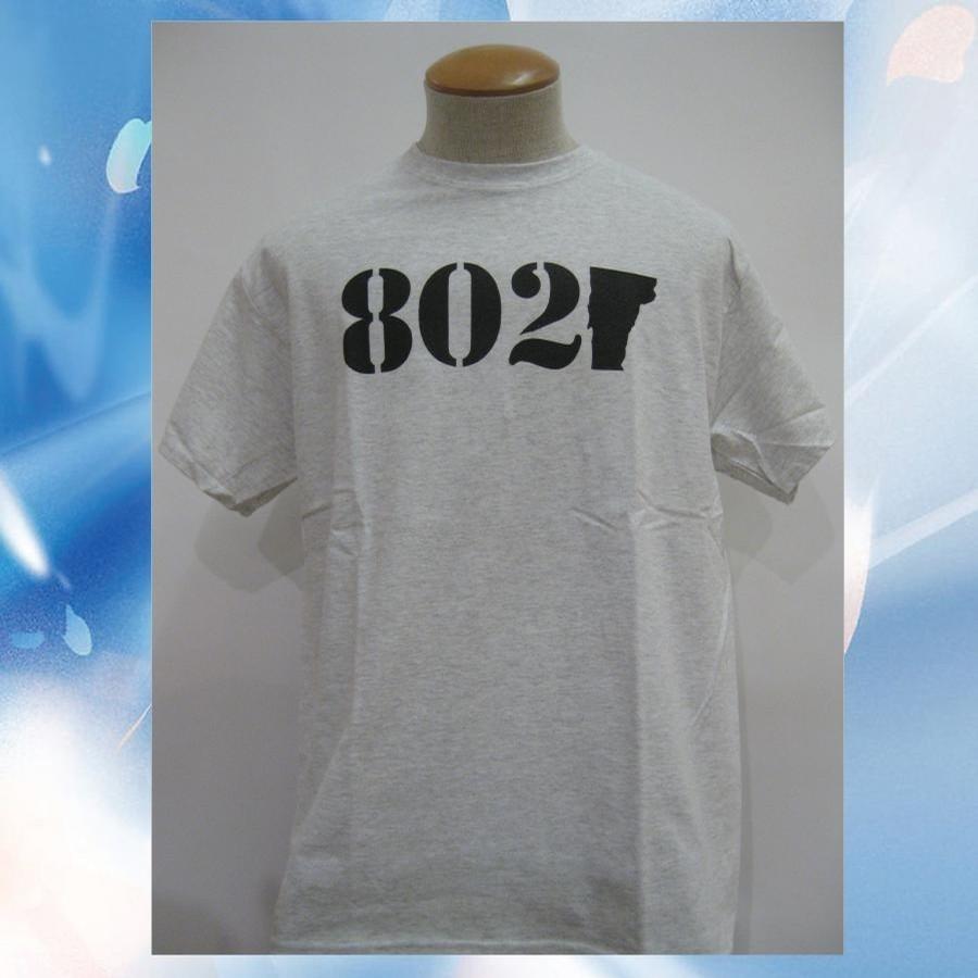 802 802 Classic Tee (ash/black)