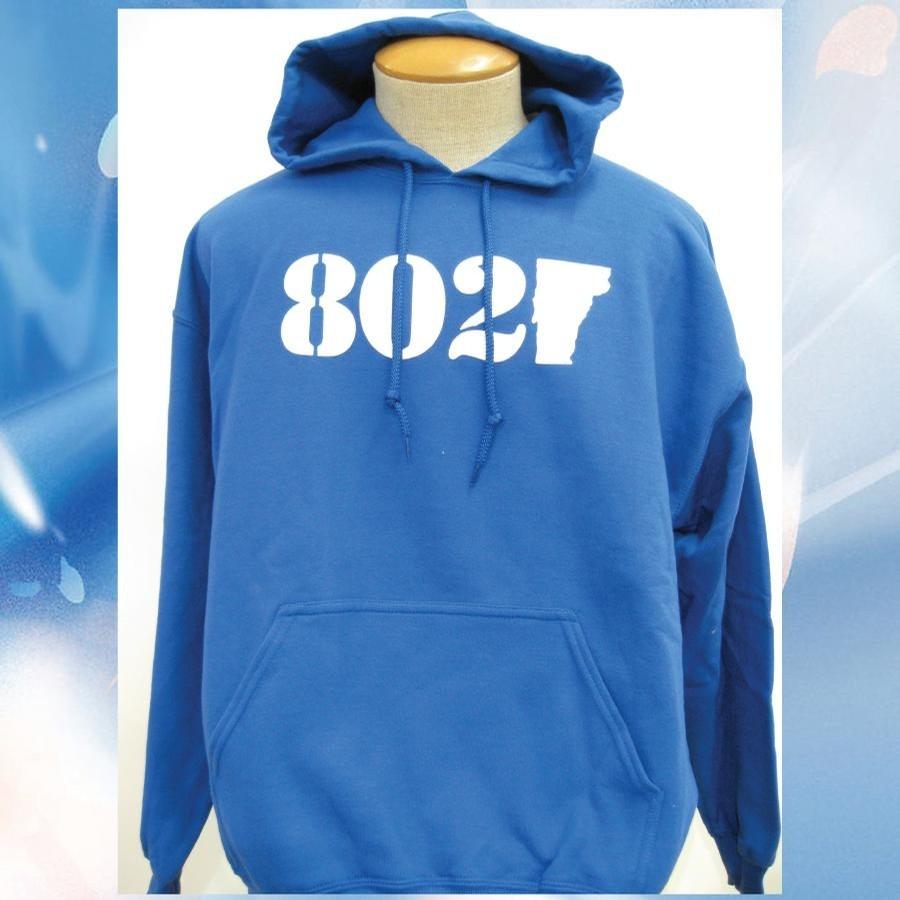 802 802 Classic Hood (Royal/White)