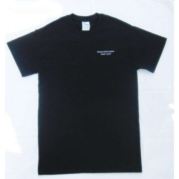 Lovermont Nosey Tee (black/white)