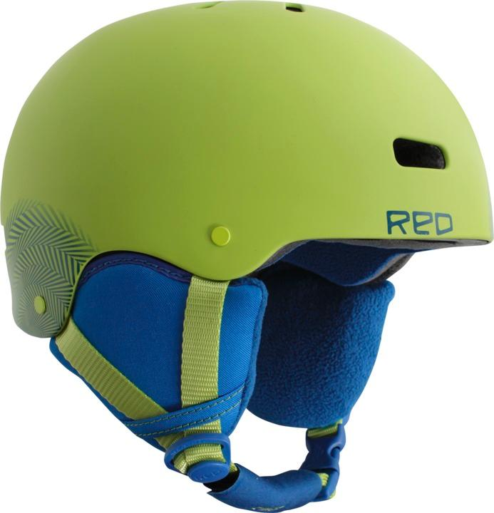 Youth Trace Grom Snow Helmet (Vortex)