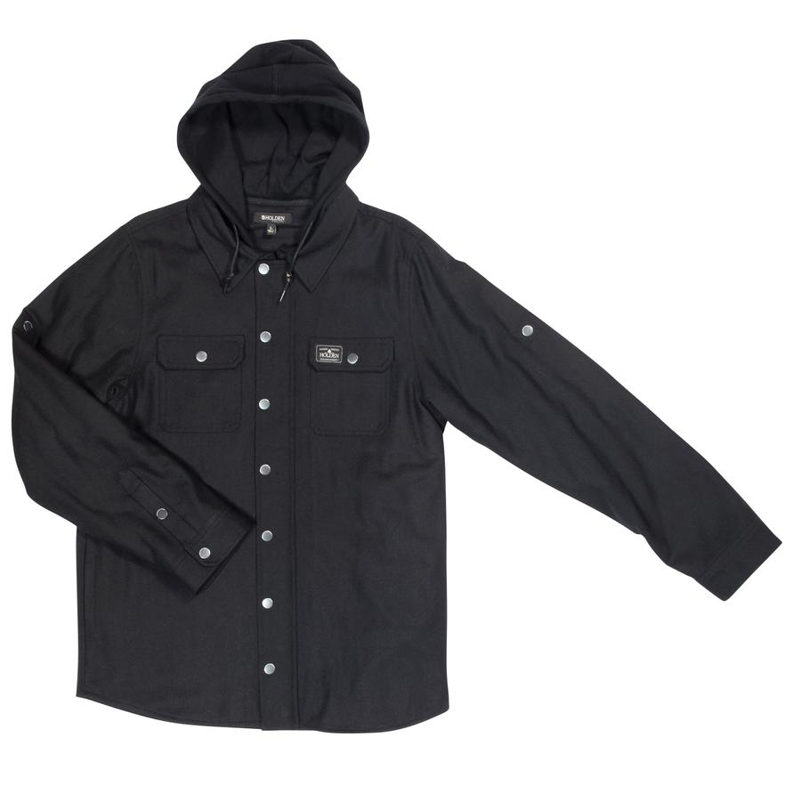 2012 October Insulated Jacket