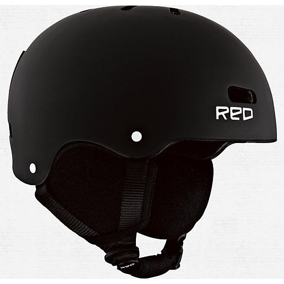 RED 2013 Youth Trace Grom Helmet