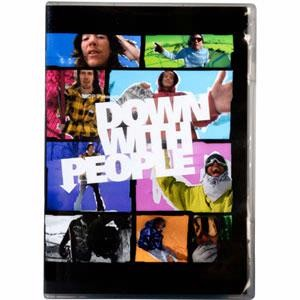 Down With People DVD