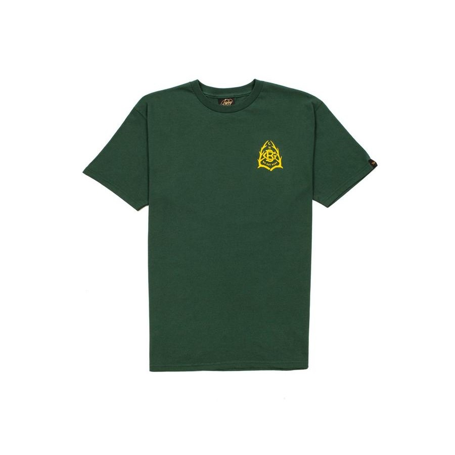 Out Here T- Shirt (Army Green)