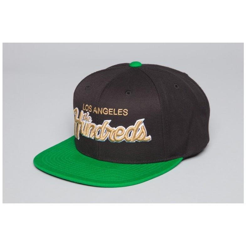 Team Two Snapback (Black)