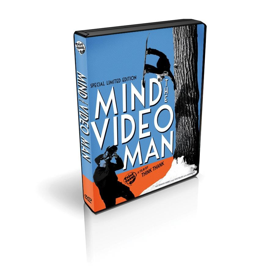 Think Thank 2013 Mind the Video Man DVD