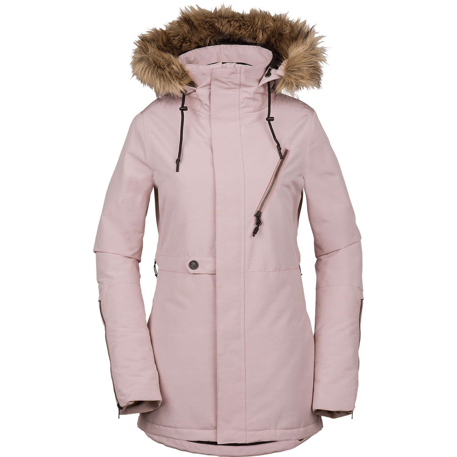 Womens Fawn Insulated Snow Jacket
