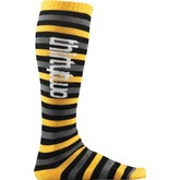 Bars and Stripes Snowboard Sock