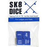 SK8 Dice Rail and Ledge Game