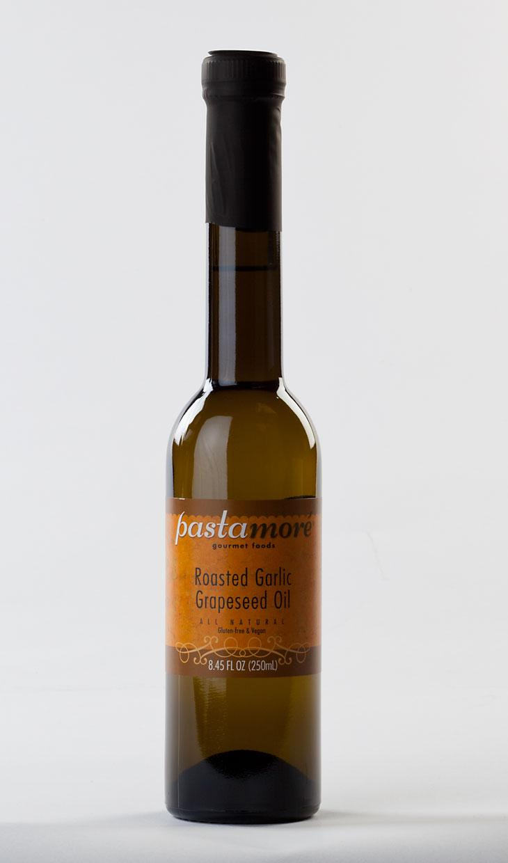 Roasted Garlic Grapeseed Oil