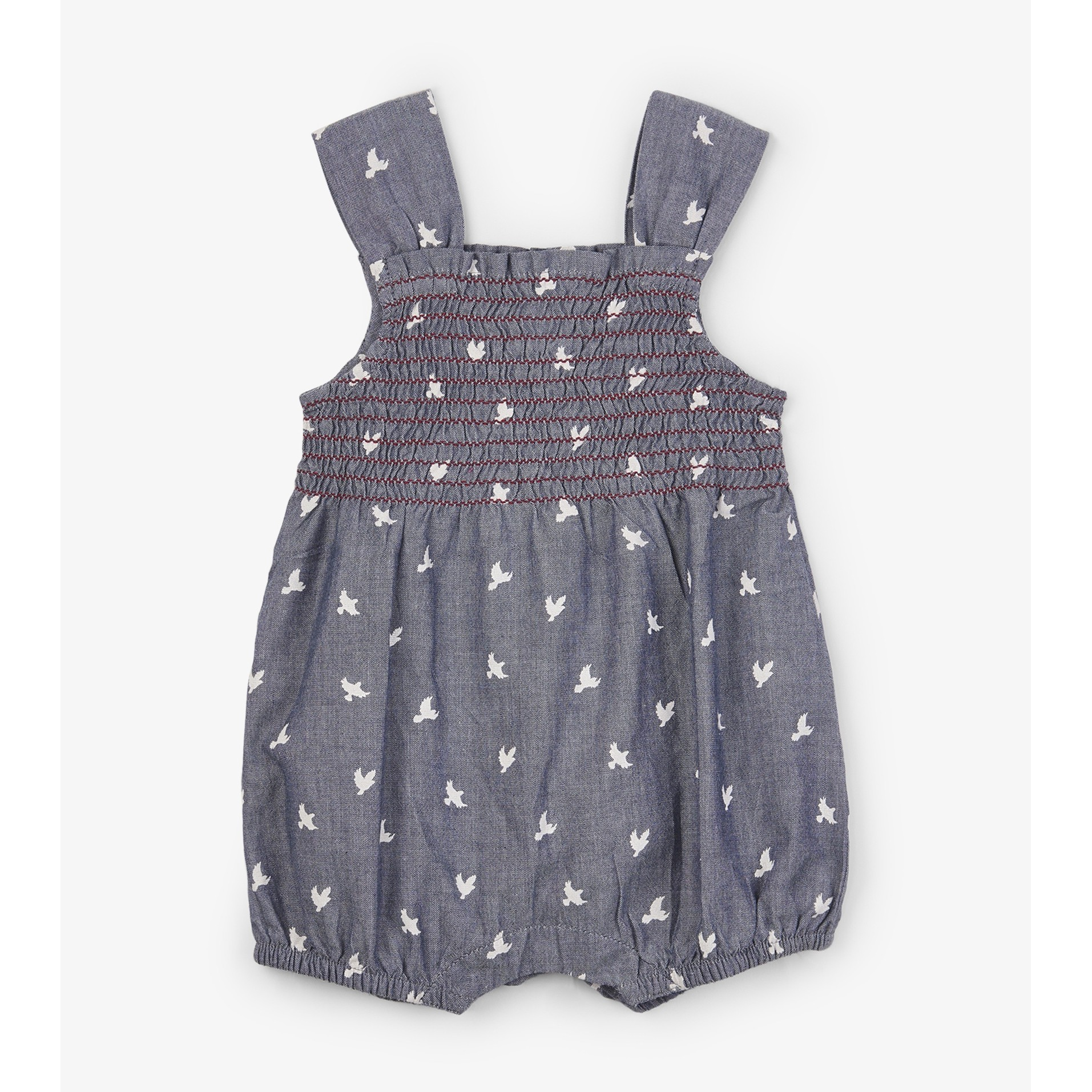 Soaring Sparrows Baby Bubble Romper