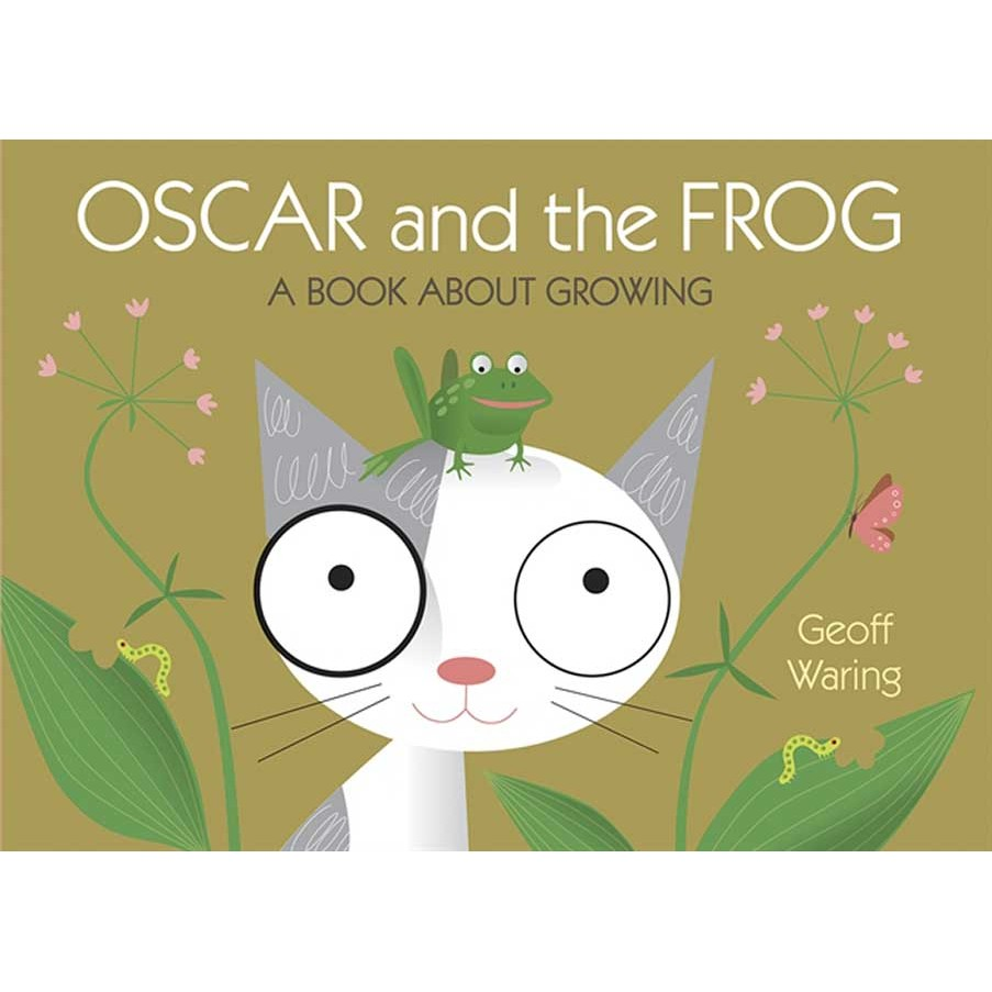 Random House Oscar and the Frog