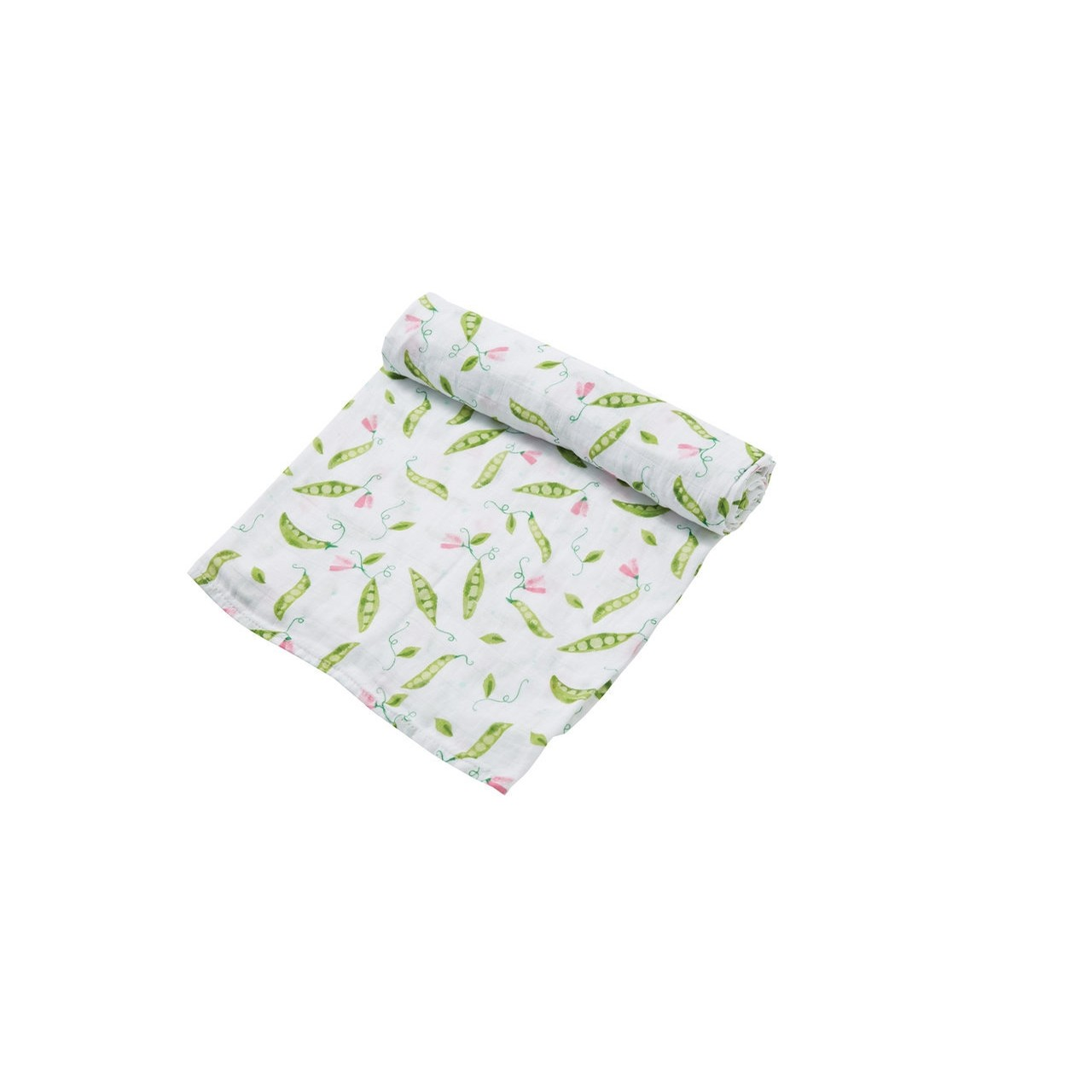 Swaddle Blanket - Sweet Pea Blossom