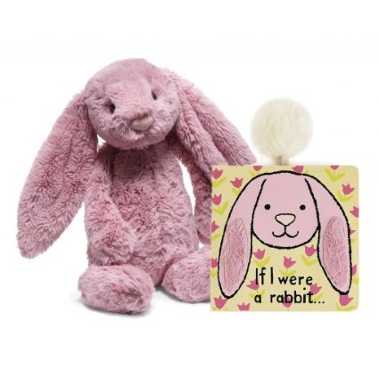 Jellycat If I Were a Rabbit (Tulip)