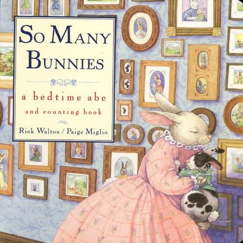Harper Collins So Many Bunnies