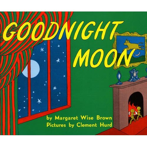 Harper Collins Goodnight Moon-Lap Edition