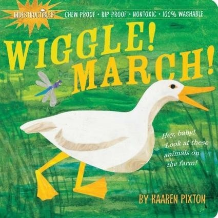 Indestructibles: Wiggle! March!