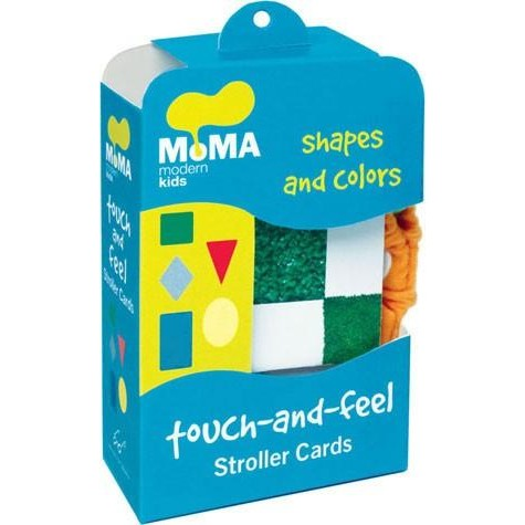 Chronicle MoMA Shapes and Colors Stroller Cards