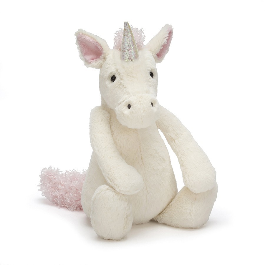 Jellycat Bashful (Unicorn)