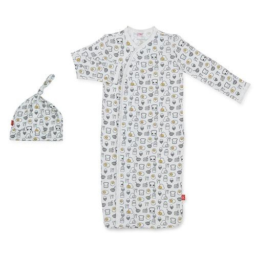 Modal Magnetic Sack Gown Set and Hat (Breakfast Club)