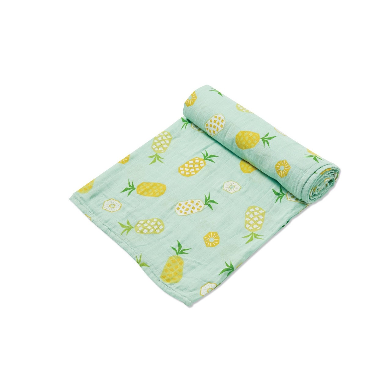 Swaddle Blanket - Pineapple