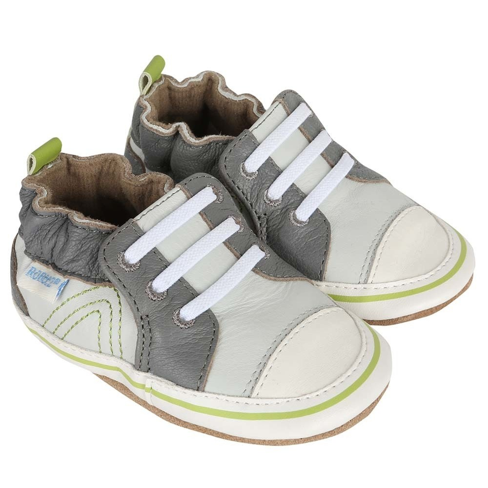 Soft Soles (Trendy Trainer - Grey)