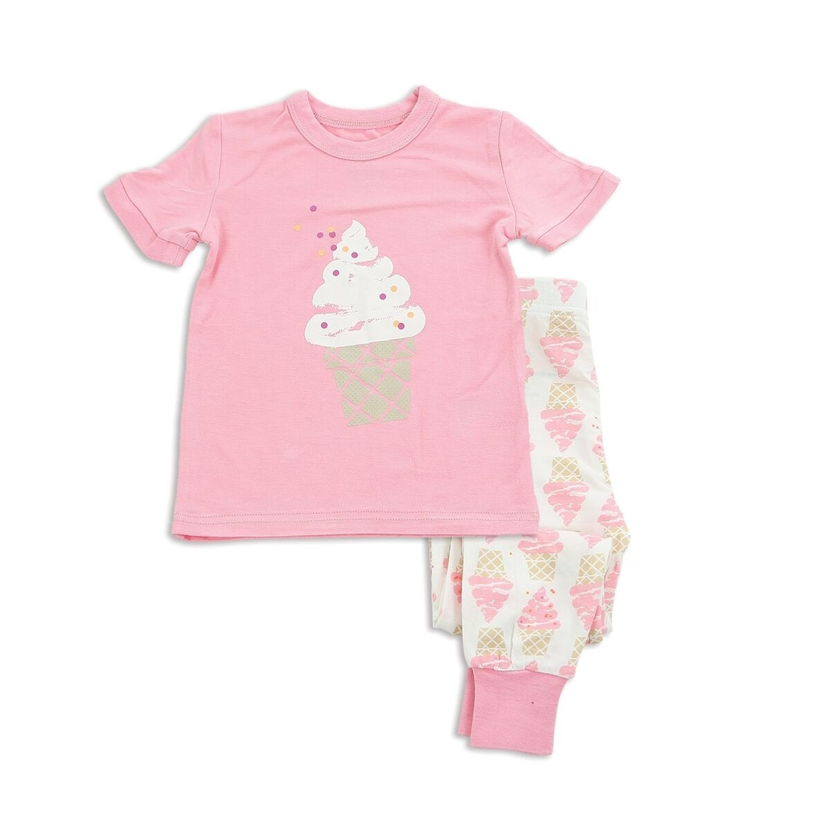 Sweet As Can Be-Bamboo 2 Piece PJ Set