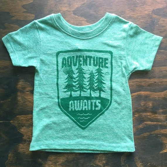 Adventure Awaits shirt by Zio