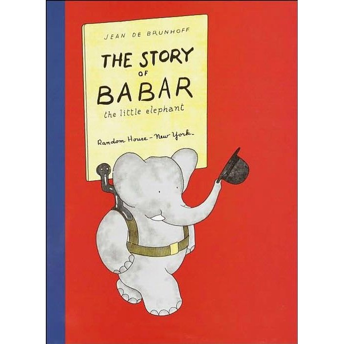 Random House The Story of Babar