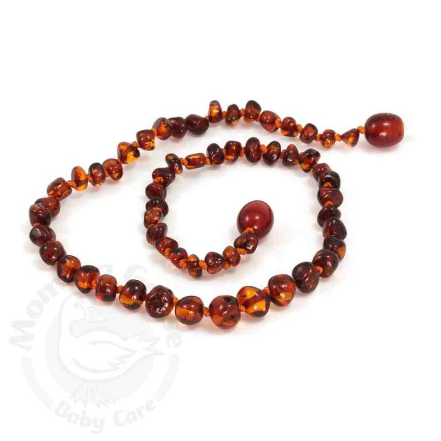 Baby Baltic Amber Teething Necklace