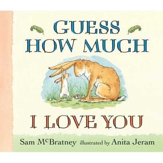 Random House Guess How Much I Love You-BB