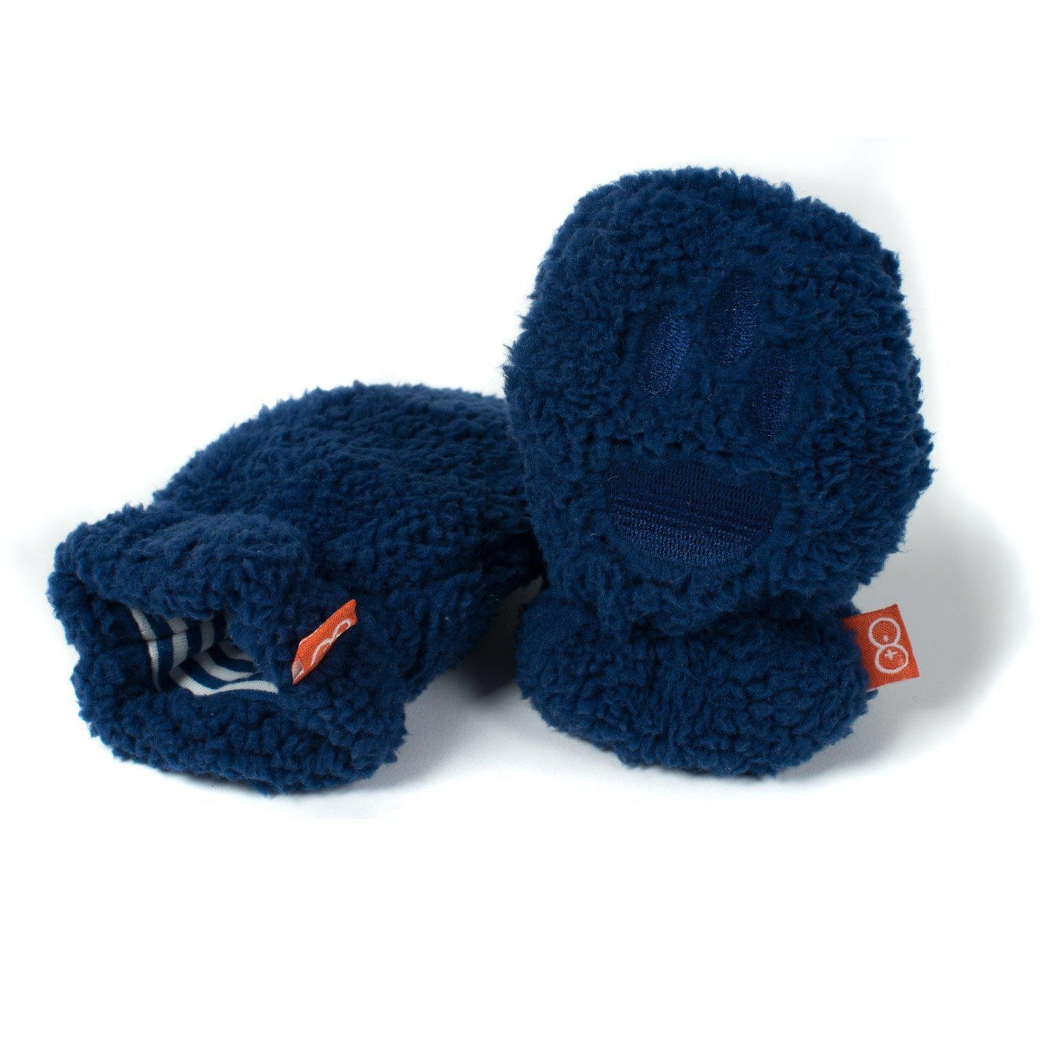 Fleece Magnetic Mittens (Blueberry)
