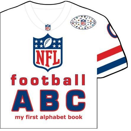 Michaelson Entertainment Football ABC - My First Alphabet Book