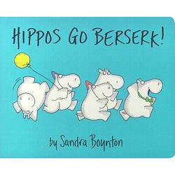 Simon and Schuster Hippos Go Berserk