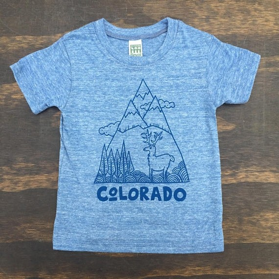 Colorado Shirt by Zio Kids
