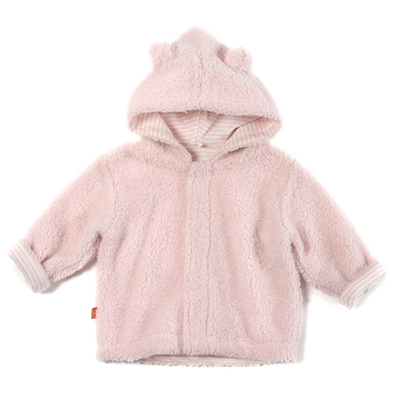 Magnetic Me Smart Little Bear Hooded Jacket (Pink Icing)
