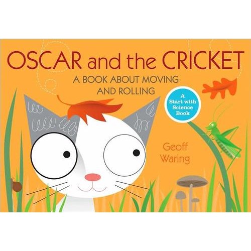Oscar and the Cricket