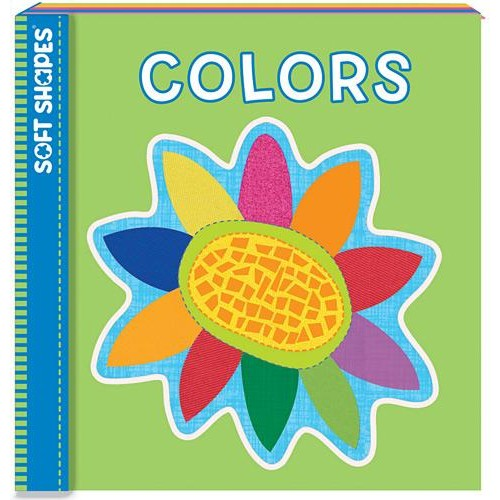 Innovative Kids Soft Shapes Book (Colors)