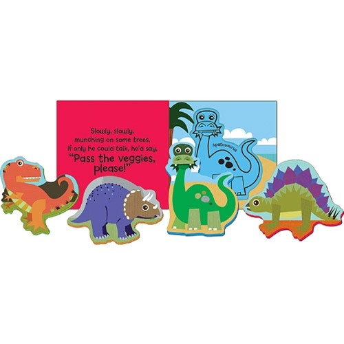 Soft Shapes Book (Dinosaurs)