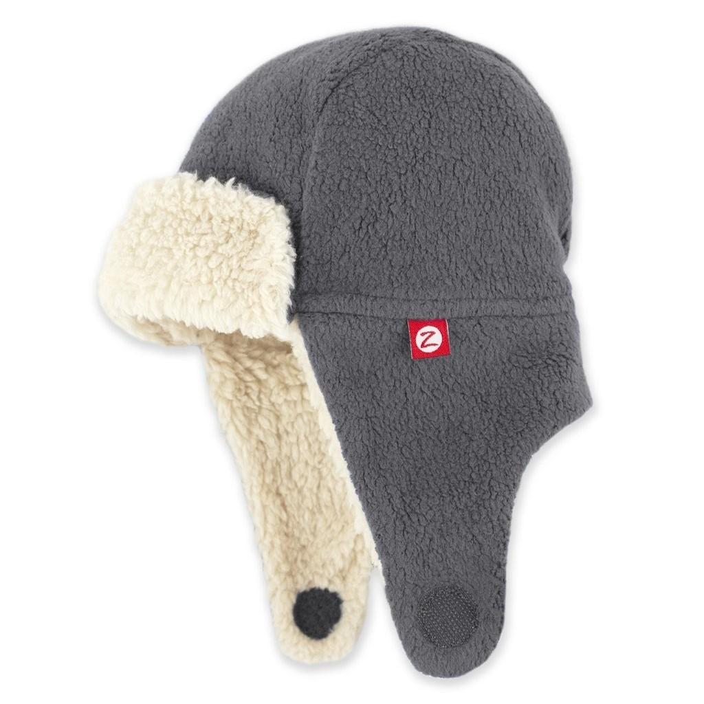 Furry Fleece Trapper Hat