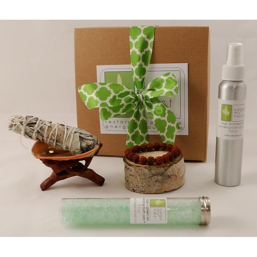 Health and Healing Sage Cleansing Kit