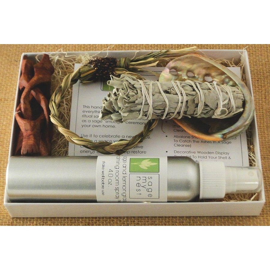 Sage Cleanse Hostess + Holiday Gift Kit