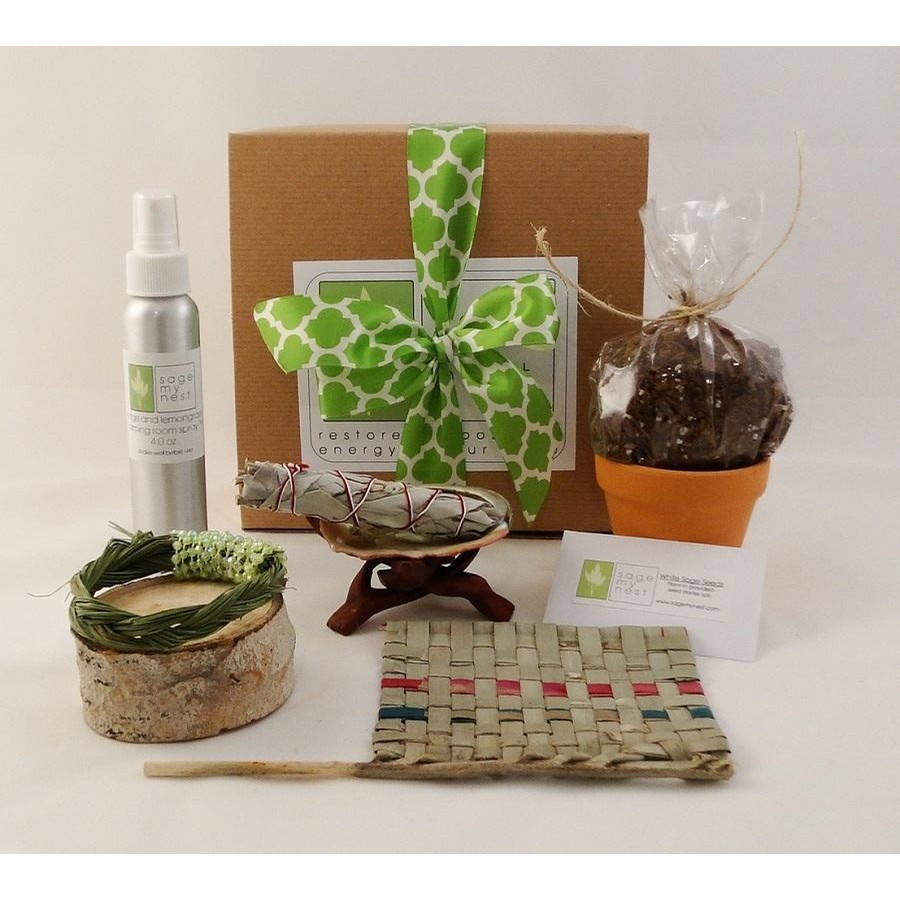 Sage My Nest Housewarming Gift Kit