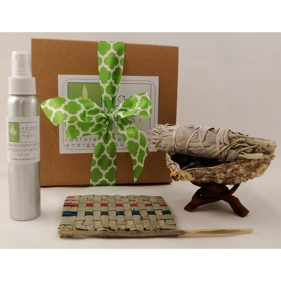 Jumbo Sage Cleansing Kit
