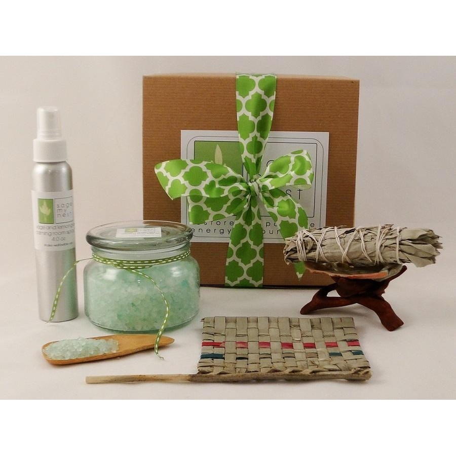New Beginnings Sage Cleansing Kit