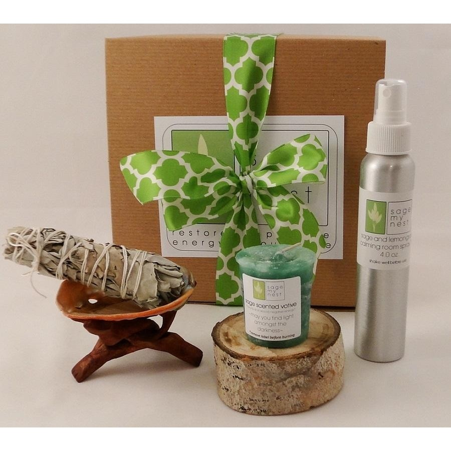 Sending Sympathy Sage Cleansing Kit