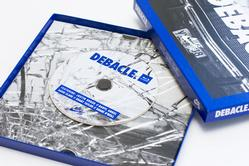 DEBACLE blu ray
