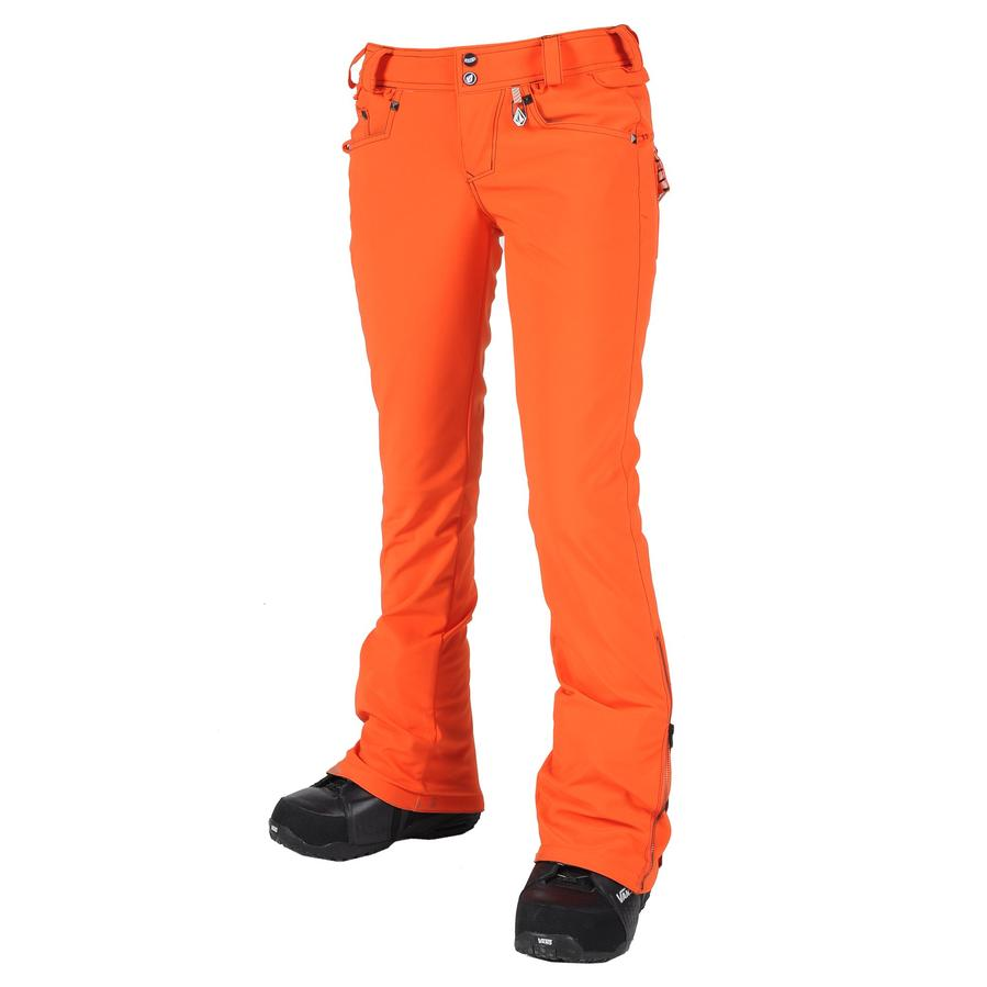 BATTLE STRETCH PANT (CMS ORANGE)