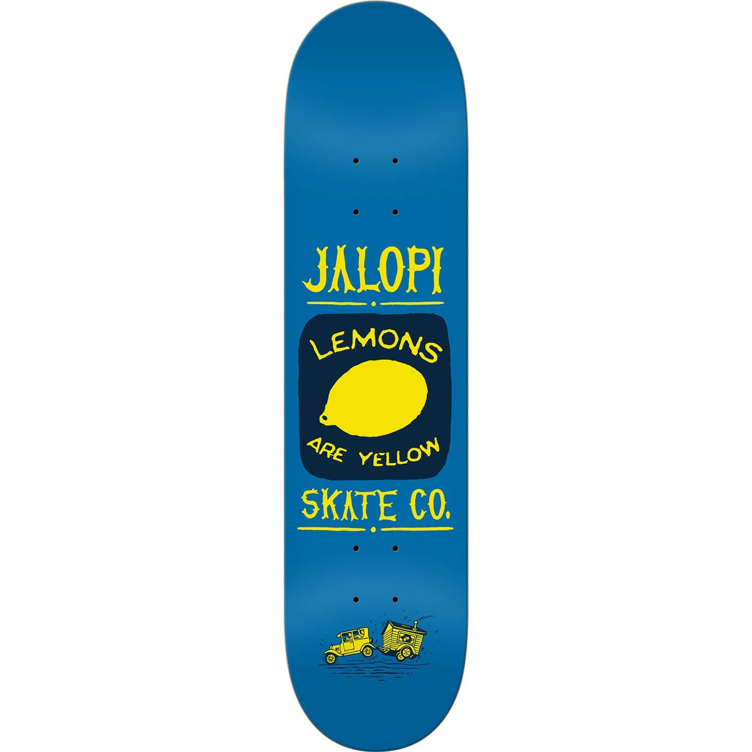 Anti Hero Jalopi Skate CO. Skateboard Deck (9.00)