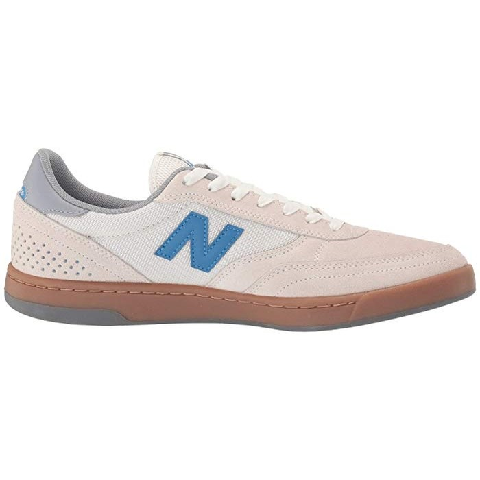 New Balance Numeric 440 Skate Shoes (Sea Salt with Gum / Lapis Blue